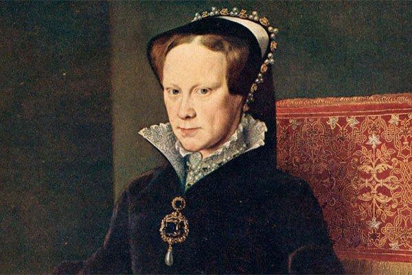 Queen Mary I - Bloody Mary