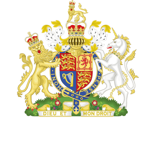 Royal Warrant - By Appointment to Her Majesty The Queen